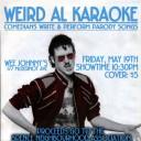 Weird Al Karaoke