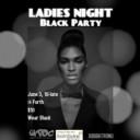 Ladies Night Black Party