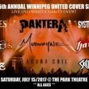 5th Annual Winnipeg United Cover Show