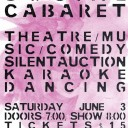 2nd Annual PTE School Social Cabaret