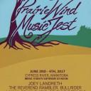 Prairie Wind Music Festival