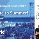 Waterfront Concert Series 2017