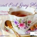 Arias and Earl Grey High Tea