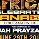 Africa Celebrates Canada
