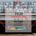 The HUB: Canada Day at The Forks