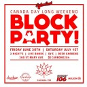 Canada Day Downtown Block Party