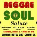 Reggae Soul Salute