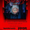 Inverted Serenity CD Release