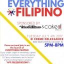 Everything Filipino Launch
