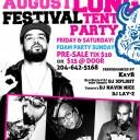 August Long Festival Tent Party