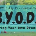 BYOD (Bring Your Own Drums)