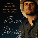 Brad Paisley After Party