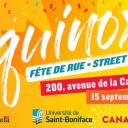 Équinoxe : fête de Rue-Street Party