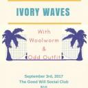 Ivory Waves Album Release