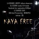 La Grande Liberte Album Showcase