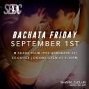 Bachata Friday