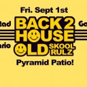 Back 2 House Patio Party