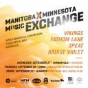 Manitoba X Minnesota Music Exchange