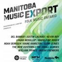 Manitoba Music Export at Folk Music Ontario