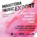 Manitoba Music Export in Toronto