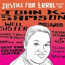 Justice for Errol Benefit Show