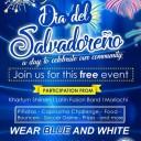 Salvadorian Day- Dia del Salvadoreño