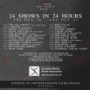 24 Shows in 24 Hours