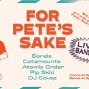 For Pete's Sake: A Fundraiser for Peter Warkentin