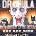 Dracula Halloween Latin Fiesta