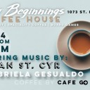 New Beginnings Coffee House: Grand Opening