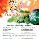 Seeds of Friendship Concert