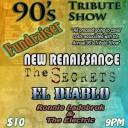 Annual 90's Tribute Show Fundraiser