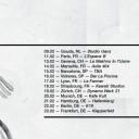 tunic - Europe 2018 Tour