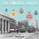 Live Holiday Music!