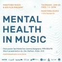 Mental Health in Music