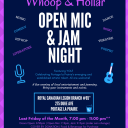 The Whoop & Hollar Open Mic & Jam Night