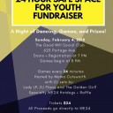 West End 24 Hour Safe Space For Youth Fundraiser