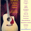 Live Music is Better Coffee House