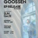 Manny Goossen EP Release