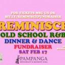 Reminisce: Old School R&B Dinner & Dance Fundraiser