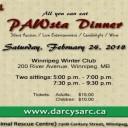 D'Arcy's ARC PAWsta Dinner 2018