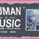 Human Music Album Release