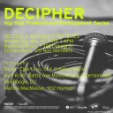 Decipher: Hip Hop Professional Development Workshops | Release and Revenue Strategies