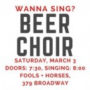 Winnipeg Beer Choir - Round 4