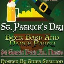 St Patrick's Day Beer Bash & Dance Party