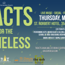 Five Acts for the Homeless