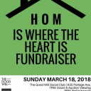 HOM is Where the Heart is Fundraiser