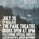 Bourbon Birds EP Release