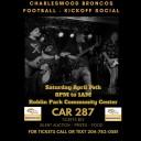 Charleswood Broncos Football - Kickoff Social