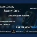 Saving Lives, Singin' Live! Open Mic
